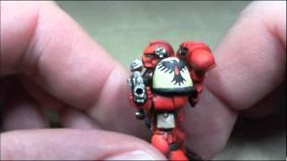 Warhammer 40K, Blood Ravens Space Marine, Vid 92(, 2011-05-22T03:59:40.000Z)