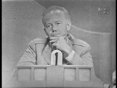 To Tell the Truth - American Cookout champion; Anti-Castro broadcaster (Jun 8, 1964)