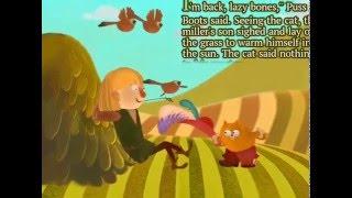 Кот в сапогах рассказывает свою историю. Библиотека ''Лучшие сказки на ночь для детей''