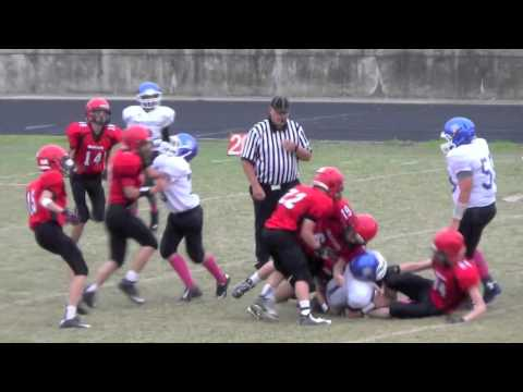 Dexter Bearcat Football (8th) vs Portageville