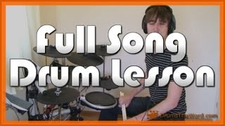 "★ Pride ""In The Name Of Love"" (U2) ★ Drum Lesson PREVIEW 