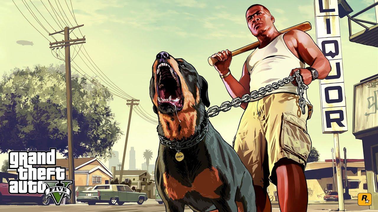 Grand Theft Auto 5 on Nvidia NVS 3100M [Core i7 Q720 1.6 GHz] Part 1