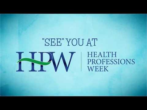 Health Professions Week 2017