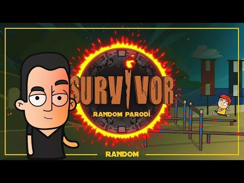 SURVİVOR SKANDAL YARIŞMA! | Survivor Dokunulmazlık Oyunu Parodi | RANDOM