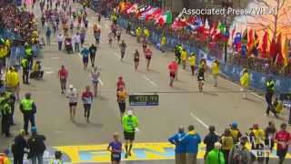 Video Captures Bombs Exploding at Boston Marathon
