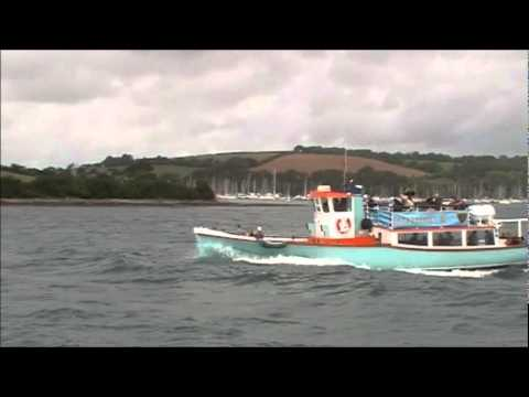 Cruise On The River Fal - 14/07/2009 (Part 1)