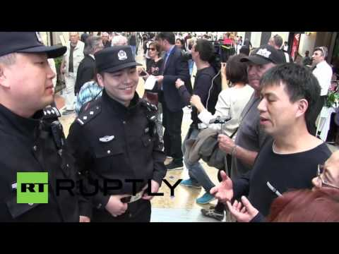 Italy: Chinese police join Milan's Carabinieri to assist Chinese tourists