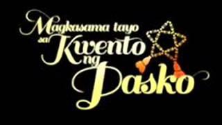 ABS-CBN Christmas Station ID 2013-Magkasama Tayo sa Kwento ng Pasko HQ (with lyrics)