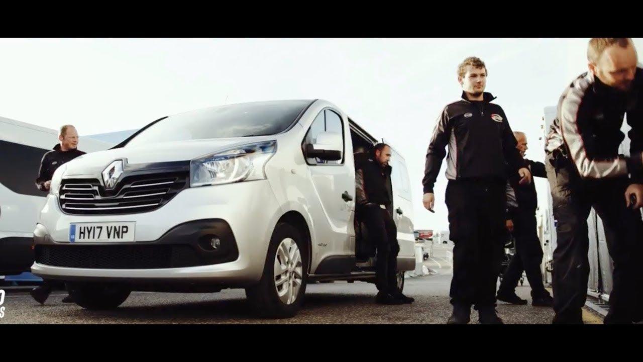 How Renault's Trafic helps Pyro Motorsport - 2017 Clio Cup champions (sponsored) - Dauer: 2 Minuten, 48 Sekunden