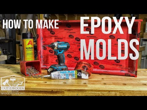 Making an Epoxy Mould - How To
