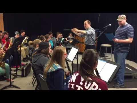 Marathon High School Band Broadway Performance 2017