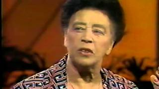 Mabel Mercer, 1978 TV, Wait Till You