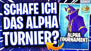 🤯💯SCHAFFE ICH 20 PUNKTE IM ALPHA TURNIER?! | Profi Noob vs Schwitzer