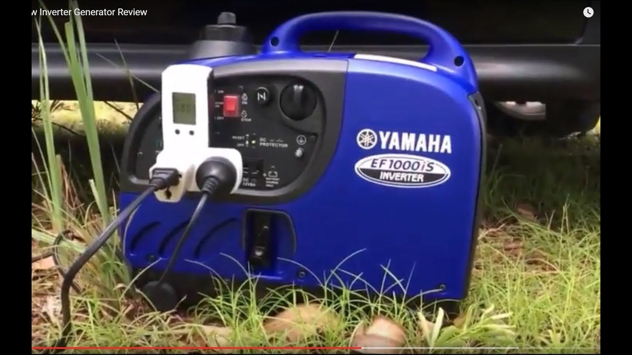 hyundai 1000w portable petrol inverter generator