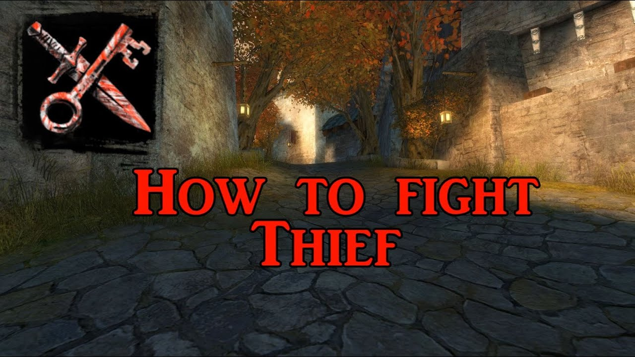 Download Thief Mechanics - GW2 PvP Class Matchups and How to Fight Them