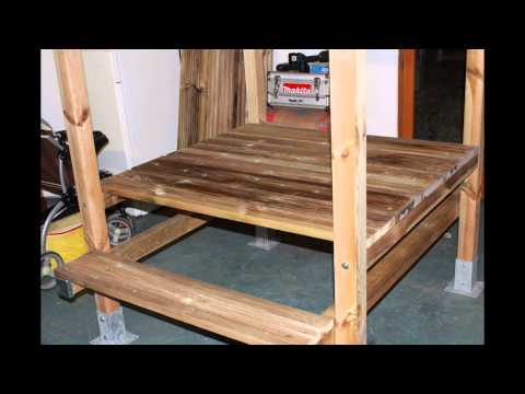 aire de jeux fabrication maison youtube. Black Bedroom Furniture Sets. Home Design Ideas
