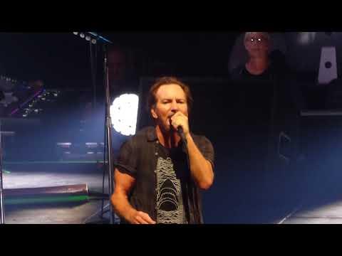Pearl Jam - Breath - London O2 Arena 17th July 2018