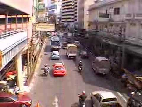 Thai Fabric street