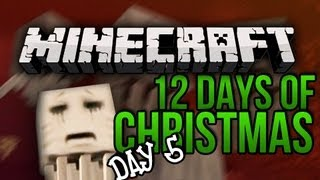 """GHASTS"" 12 Days of Christmas Minecraft Special - DAY 5"