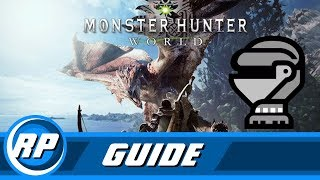 Monster Hunter World - Armor Progression Guide (Recommended Playing)
