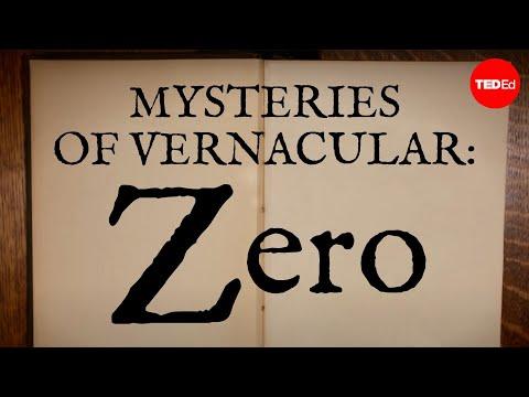 Video image: Mysteries of vernacular: Zero - Jessica Oreck and Rachael Teel