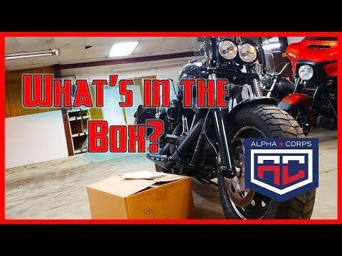 Harley Davidson Dyna Fat Bob Fairing