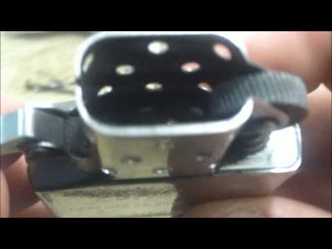 How To Clean A Zippo With Music