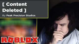 a FAMOUS roblox game has been DELETED...