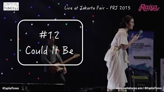 RAISA - Could It Be / Live at PRJ 2015 / Capital Tunes #64