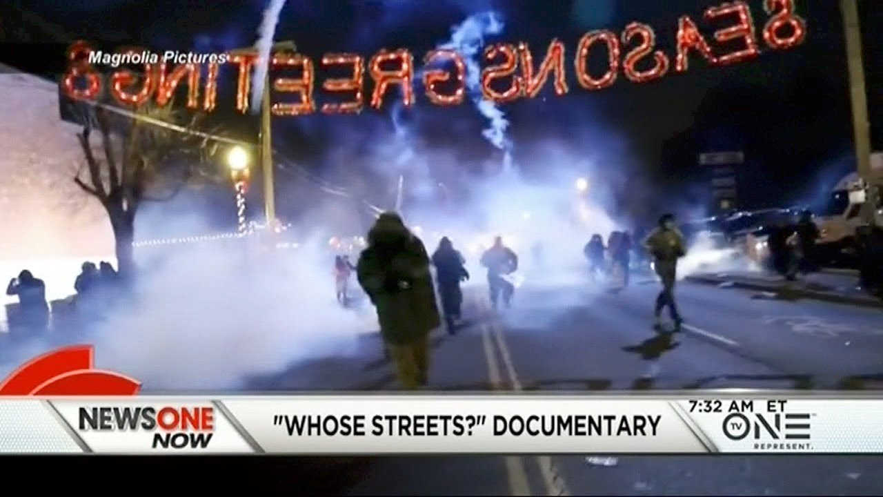 'Whose Streets?' Documentary Chronicles The Ferguson Uprising ...