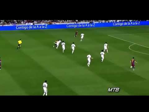 Download Lionel Messi Humiliating Real Madrid Players ● Legendary Dribbling vs RMCF   HD