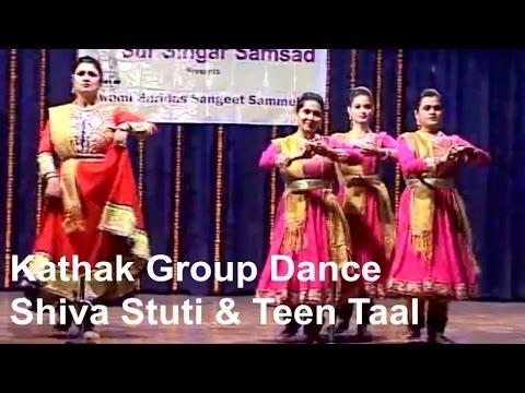 Tina Tambe - Kathak Dance Performance | Indian Classical Dance Forms