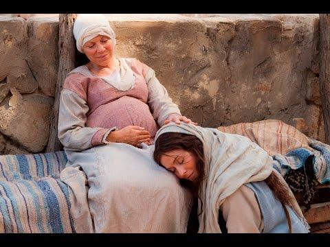Maria dan Elisabet Bersukacita Bersama