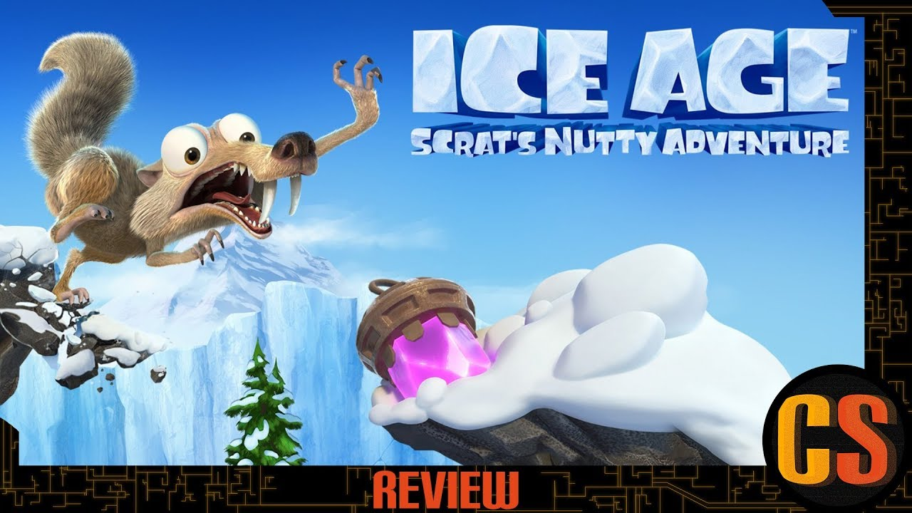 ICE AGE: SCRAT'S NUTTY ADVENTURE - PS4 REVIEW (Video Game Video Review)