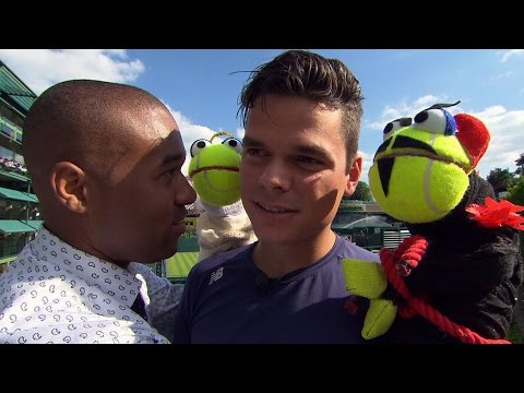 Cabbie Presents: Milos Raonic