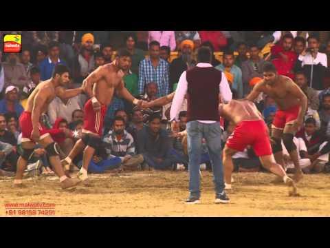 GARHDIWALA (Hoshiarpur)    KABADDI CUP - -2015    FINAL   