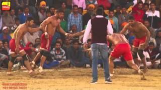 GARHDIWALA (Hoshiarpur) || KABADDI CUP - -2015 || FINAL ||