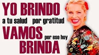 YO BRINDO con LETRA 🎶 - Soraya Arnelas