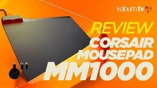 Mousepad que carrega seu Smartphone? CORSAIR MM1000 feat TheDarkness  #review #KabumTV