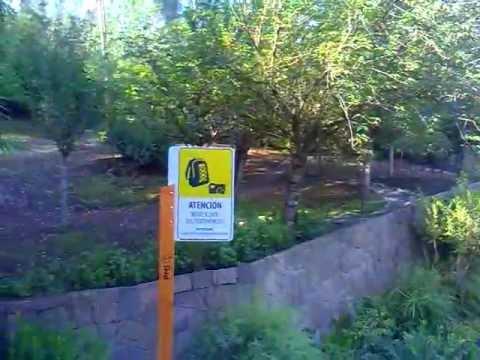 Jardin japon s y jard n secreto doovi for Jardin japones de santiago