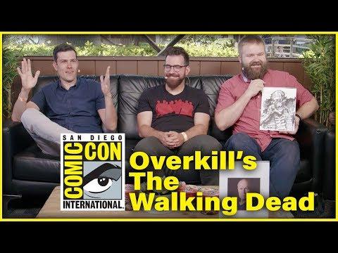 Overkill's The Walking Dead with Robert Kirkman | SDCC 2018 thumbnail