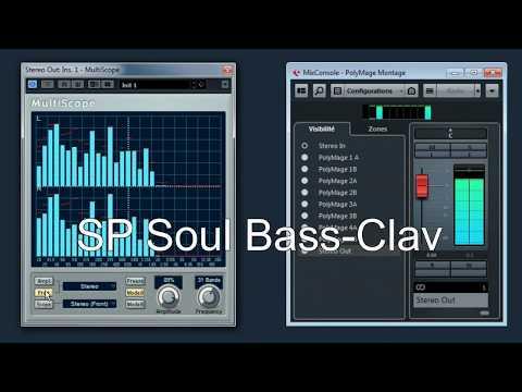 PolyMage Soundbank for Xils Lab PolyM synthesizer Presets Walkthrough #1