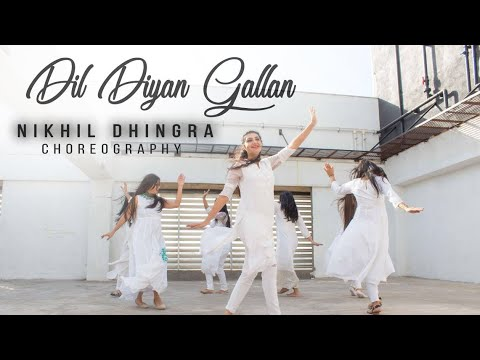 Dil Diyan Gallan | nikhil dhingra feat. Neha Bhasin | Tiger Zinda Hai