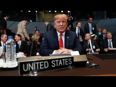 Trump pressures allies to boost NATO defense spending