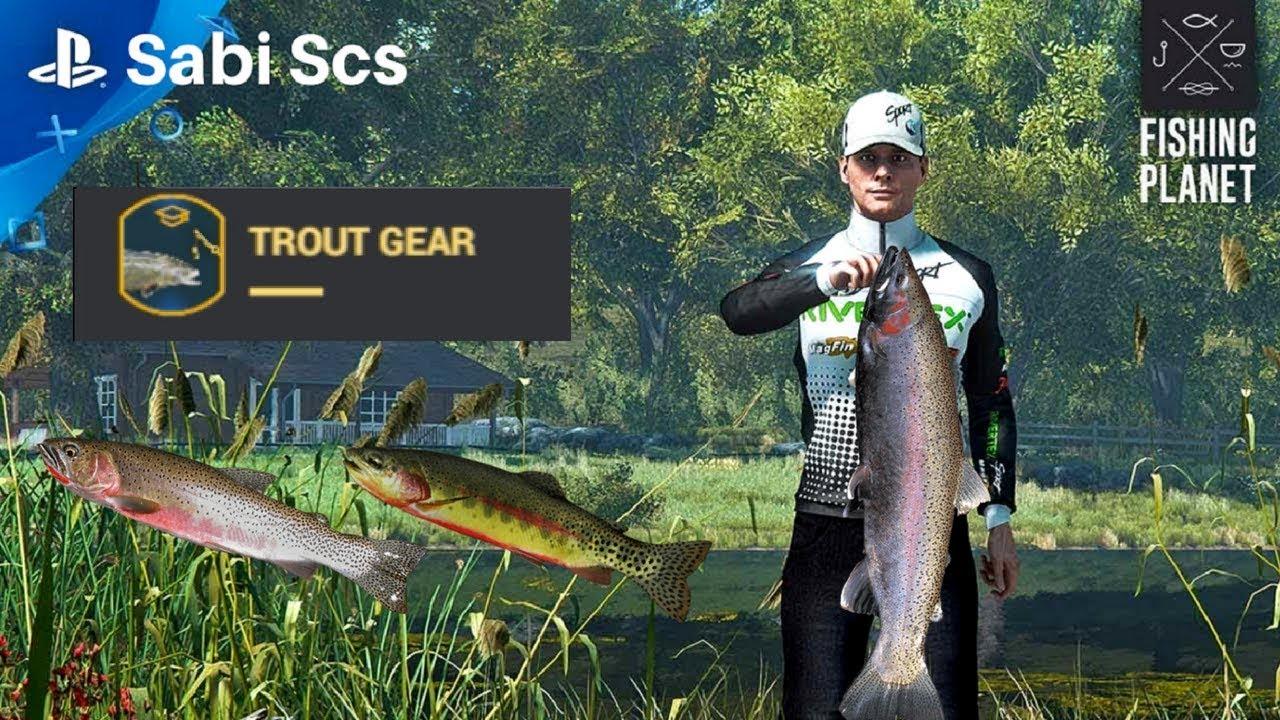 Fishing planet tutorial