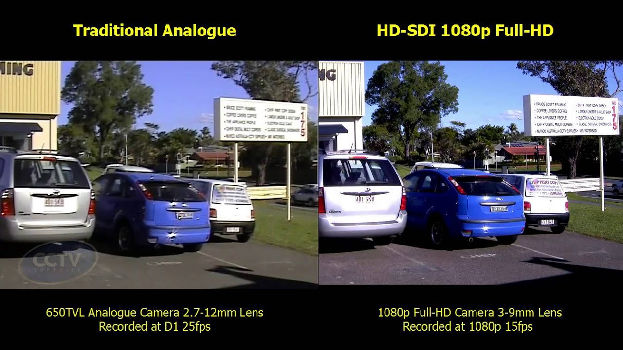 Analogue Vs Full Hd Youtube