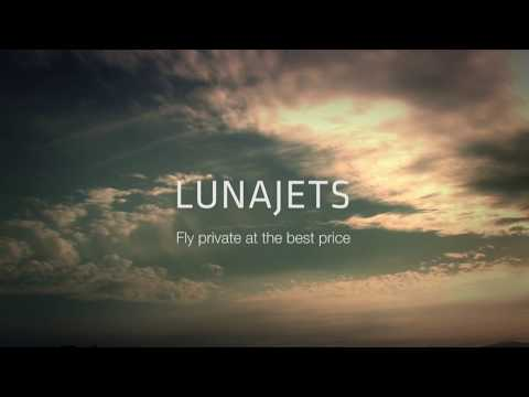 LunaJets - Private jet Broker - Corporate video