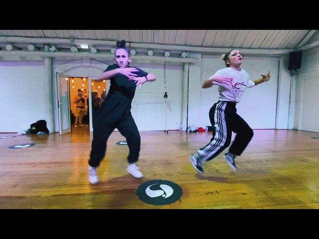 Choreo Collab Joana Moreira e Inês Cunha Choreography Problem with you Chris Brown