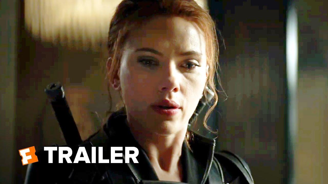 Black Widow Final Trailer 2020 Movieclips Trailers Youtube