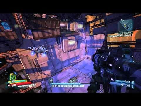 Borderlands The Pre-Sequel Side Missions - Don't Get Cocky |